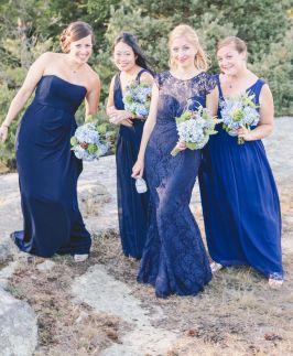 dana girls in blue